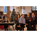 Musical group at our Christmas service