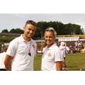 Mr Bingham & Miss Osborne