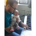 Your never too young to start learning music.