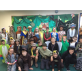 October - Year 5 Rainforest Day