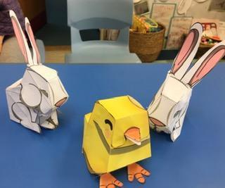 Easter models