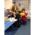 KS2:Harry Potter, Sherlock Holmes & Charlie Bucket