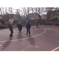 Creating playground games to celebrate diversity