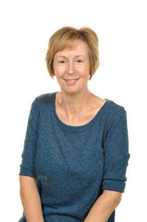 Mrs Harris - Teaching Assistant Reception Class