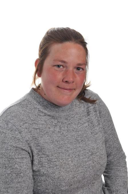 Mrs Jones - Lunchtime Assistant