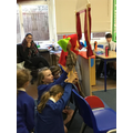 Story-telling using puppets
