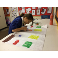 Using paint to explore reflection in maths
