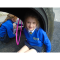 We've enjoyed play times on the playground.