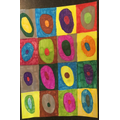 Bronte: Concentric Circles inspired by Kandinsky