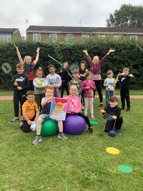 We would like to thank our PE Coordinator Miss Spencer for arranging all sports activities