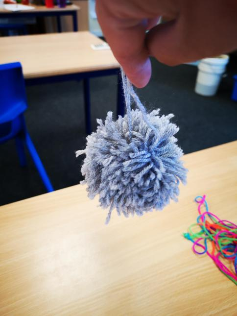 Example of a Year 5/6 Pom Pom