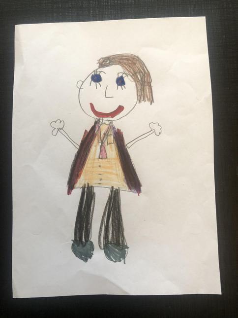 Miss Perrett - Headteacher