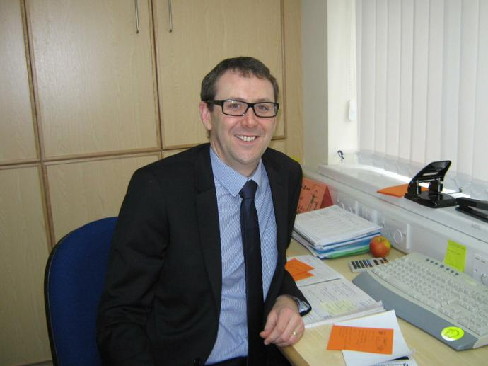 Mr A Kemp School Business Manager