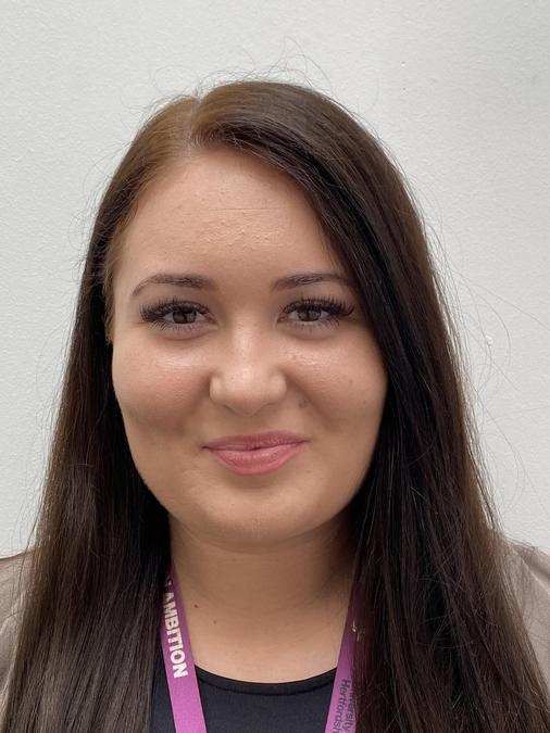 Miss Devlin - Year 1 Teacher