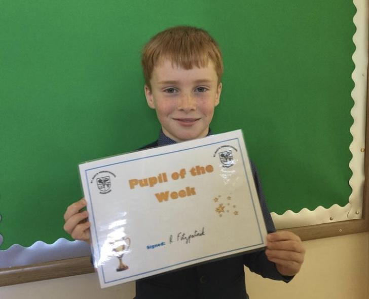 🌟 Well Done Timothy! 🌟