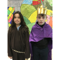 Friar Tuck and King Richard