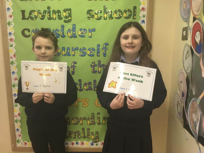 🌟Well Done Rory and Ciara!🌟