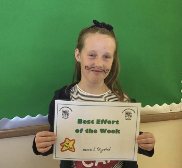 🌟 Well Done Ellie! 🌟