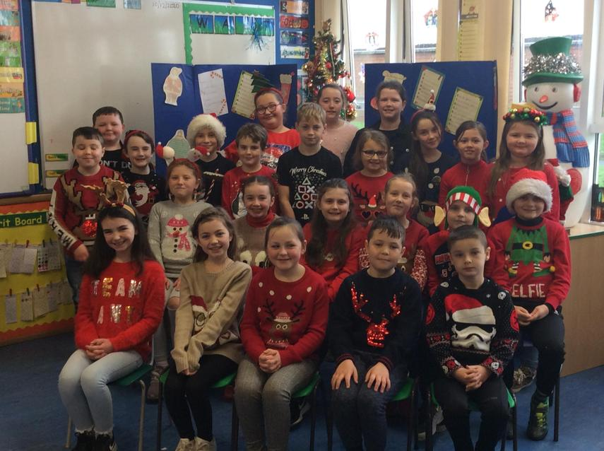 🎄🎅� Merry Christmas from P5 & P6 🎅�🎄