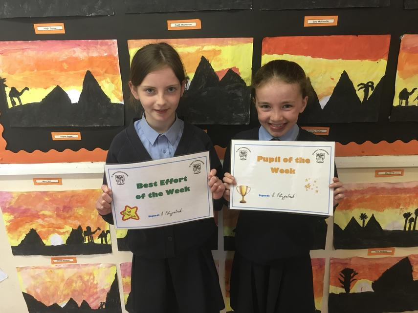 🌟 Well Done Keeley and Catherine! 🌟