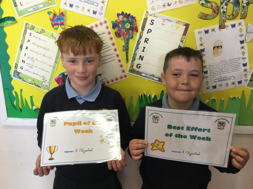 🌟 Well Done Timothy and Ryan! 🌟