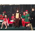 Rudolph always the joker!!