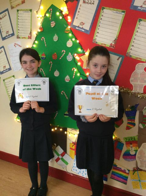 🌟Well Done Niamh and Paige!🌟