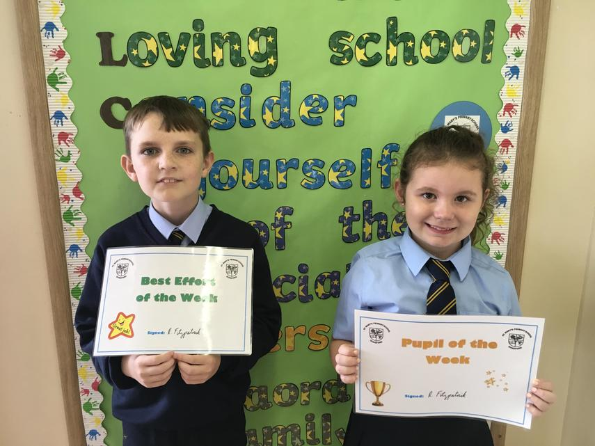 🌟 Well Done Rory and Olivia! 🌟