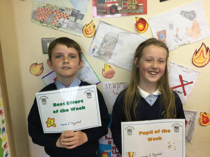 🌟 Well Done Rory and Ellie! 🌟