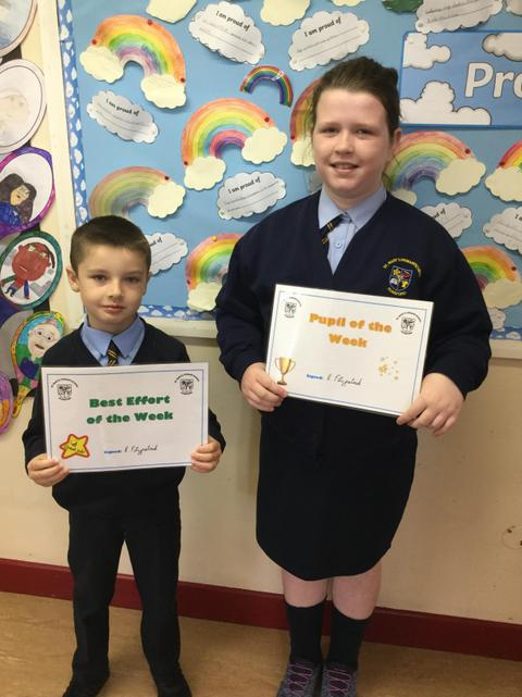 🌟 Well Done Marc and Sophie! 🌟