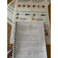 Alexa has been showing her brilliant problem solving and reasoning Maths Skills!