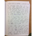 Rose even managed to create some perfectly presented paragraphs!
