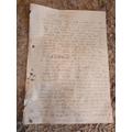 Theodora's diary entry
