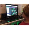 Enzo has gone coding crazy!