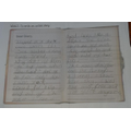 Zach's diary entry