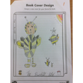 Rose designed her very own book cover!