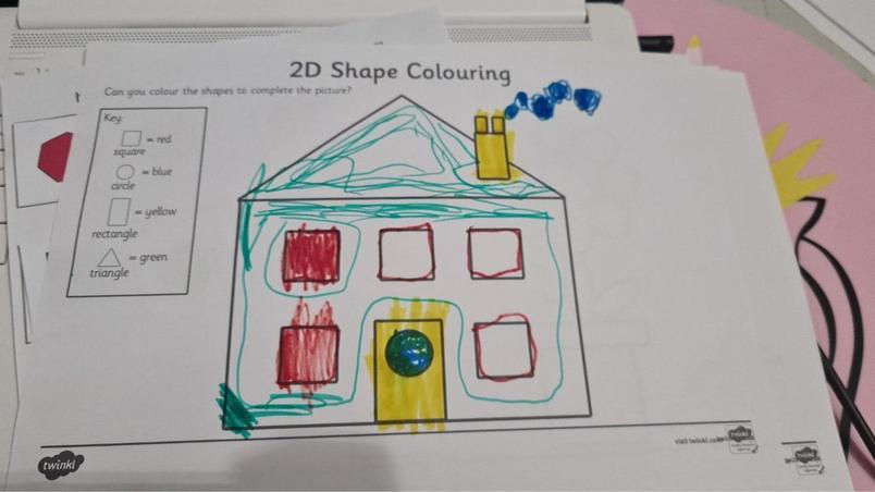 Brilliant maths work Savannah