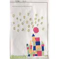 Isabel's Paul Klee inspired artwork!