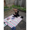 Julia's outdoor zone