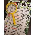I went on a bug hunt.
