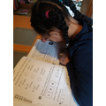 I am working on my Power Maths.