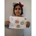 Some lovely Kandinsky artwork from Piya