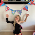 Ruby M's VE day bunting