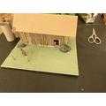 Lily's Viking longhouse