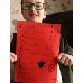 Harvey's COVID-19 poem
