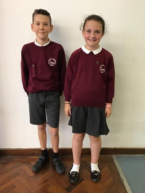 St Andrew House Captains
