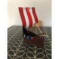 Ella's longboat