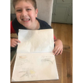 Benjamin did some research on insects.