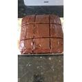 Niamh's chocolate brownies
