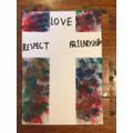 Love Respect & Friendship by Oscar